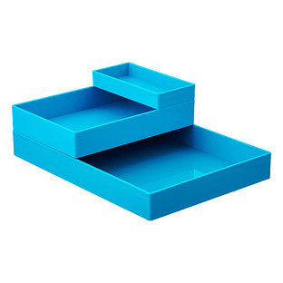 Pool Blue Poppin Accessory Trays