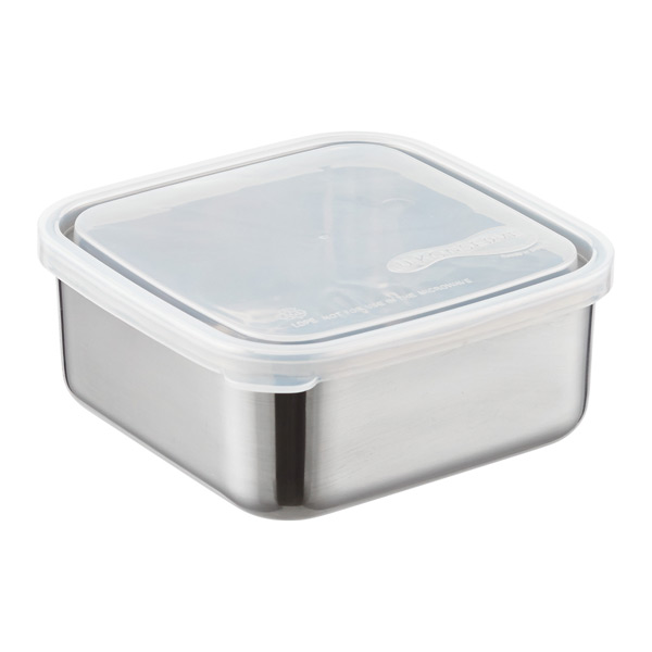 30 oz. Stainless Steel Leakproof To-Go Container