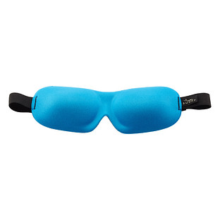 Teal 40 Blinks Travel Sleep Mask