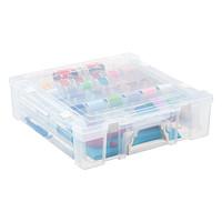 ArtBin Deluxe Super Satchel  sc 1 st  The Container Store & Craft Organization: Scrapbook Storage u0026 Craft Storage Drawers | The ...