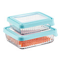 Anchor Hocking TrueSeal Glass Rectangular Food Storage