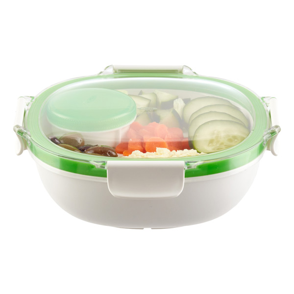 OXO Good Grips Round On-the-Go Salad Container