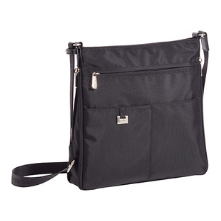 Black Olivia Crossbody