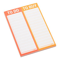 To Do/To Buy Notepad