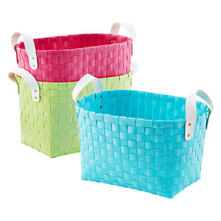 Splash Storage Bins with Handles