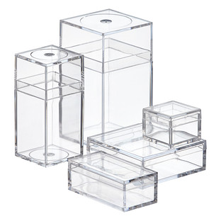 Small Clear Amac Boxes