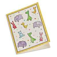 Animal Kwackers Gift Tags