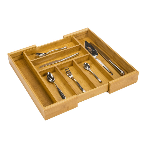 How to Organize a Silverware Drawer