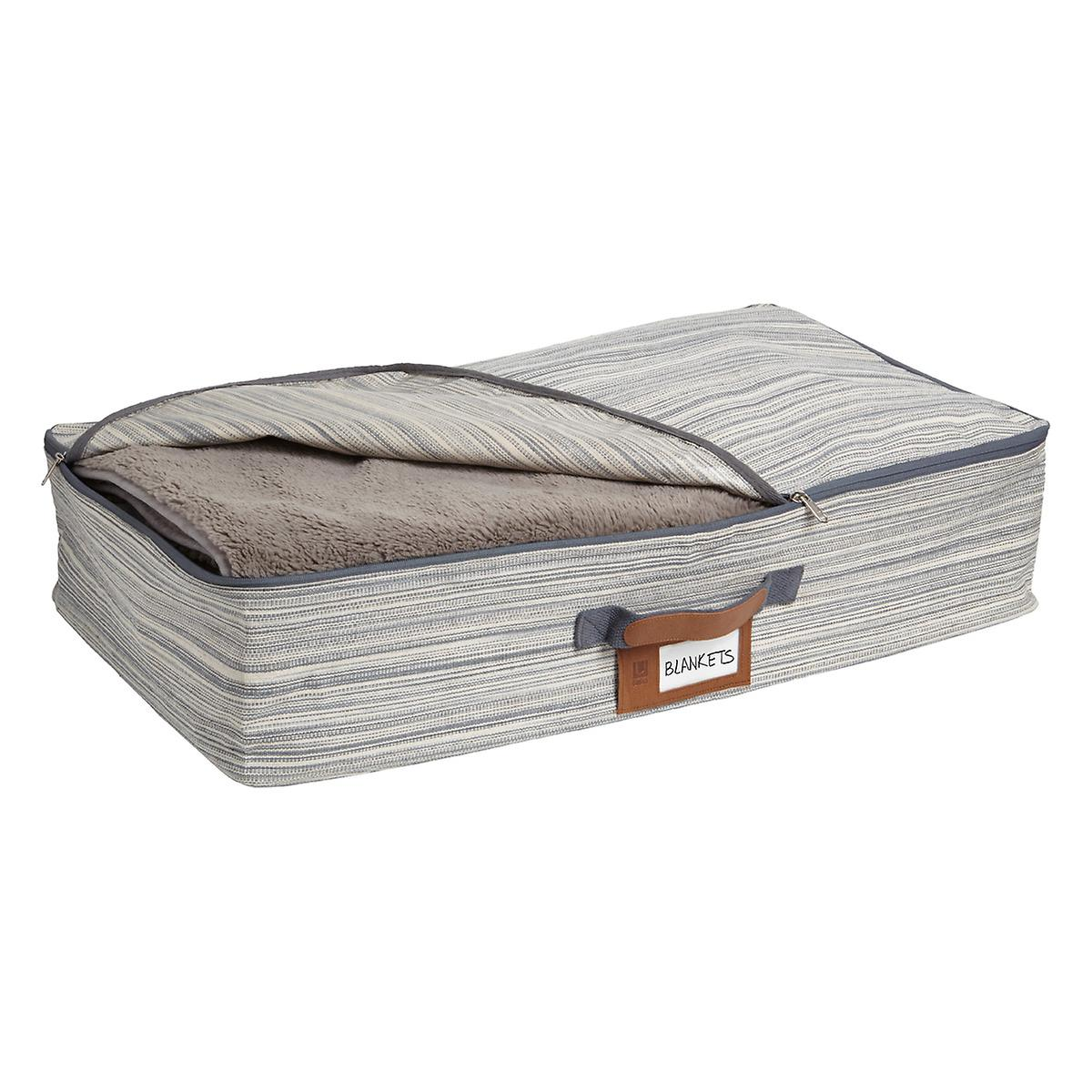 Umbra Grey Under Bed Crunch Storage Bag