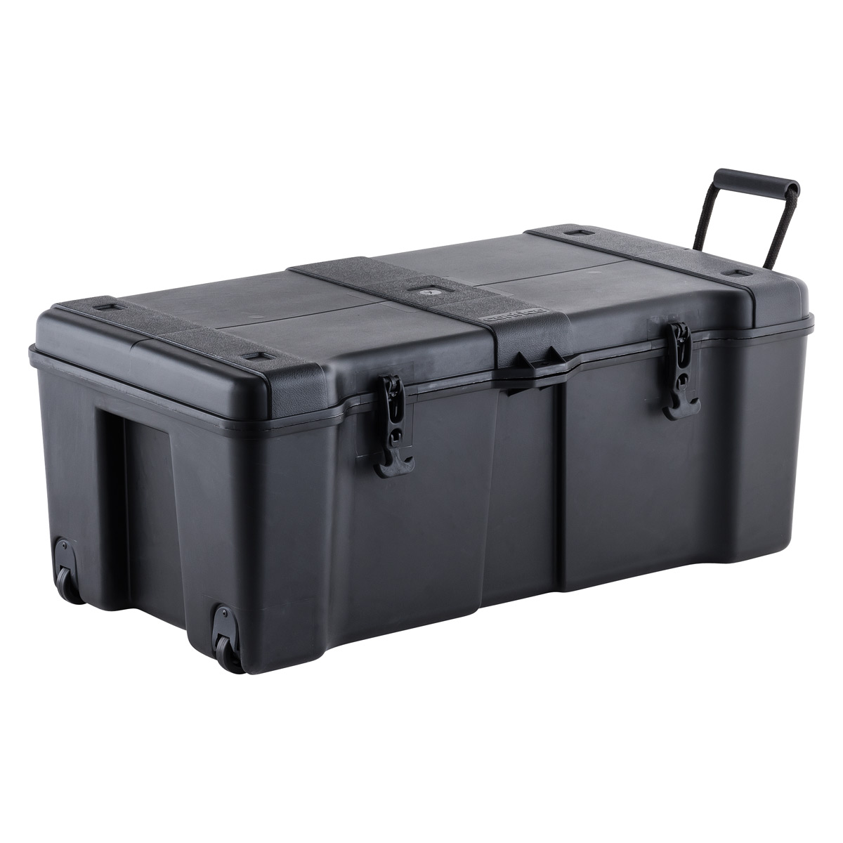 Black Ultra Storage Trunk with Wheels  sc 1 st  The Container Store & Trunks Travel Duffel Bags u0026 Rolling Duffel Bags | The Container Store