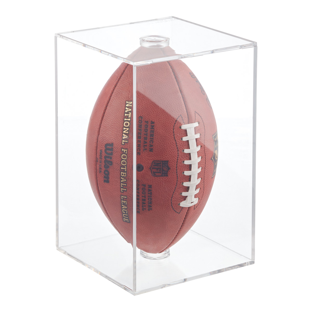Ballqube Football Display Cube