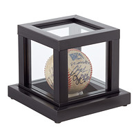 Wooden Baseball/Hockey Display Case