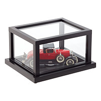 Wooden Mini Helmet Display Case