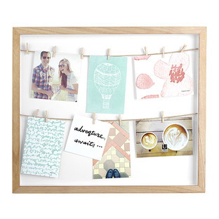 umbra clothesline display frame