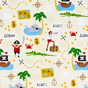 Treasure Hunt Wrapping Paper