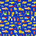 Work Vehicles Wrapping Paper