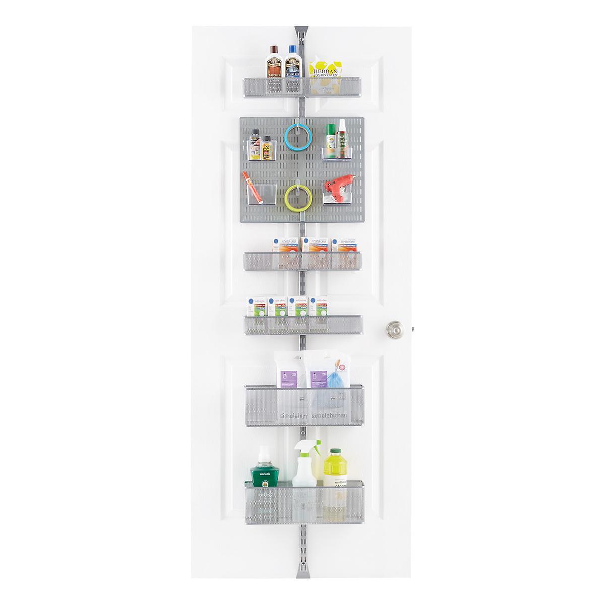 Platinum Door & Wall Rack
