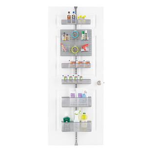 Platinum Elfa Utility Door & Wall Rack Solution