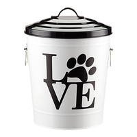 20 lb. Love Pet Food Tin