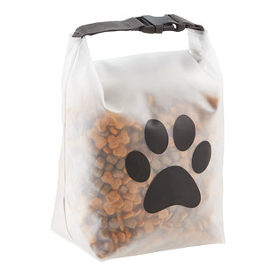 Blue Avocado Reusable Pet Food Storage Bag