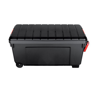 Store-It-All Trunk with Wheels