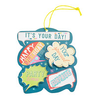 It's Your Day Gift Tags