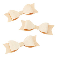 Birch Wood Bows