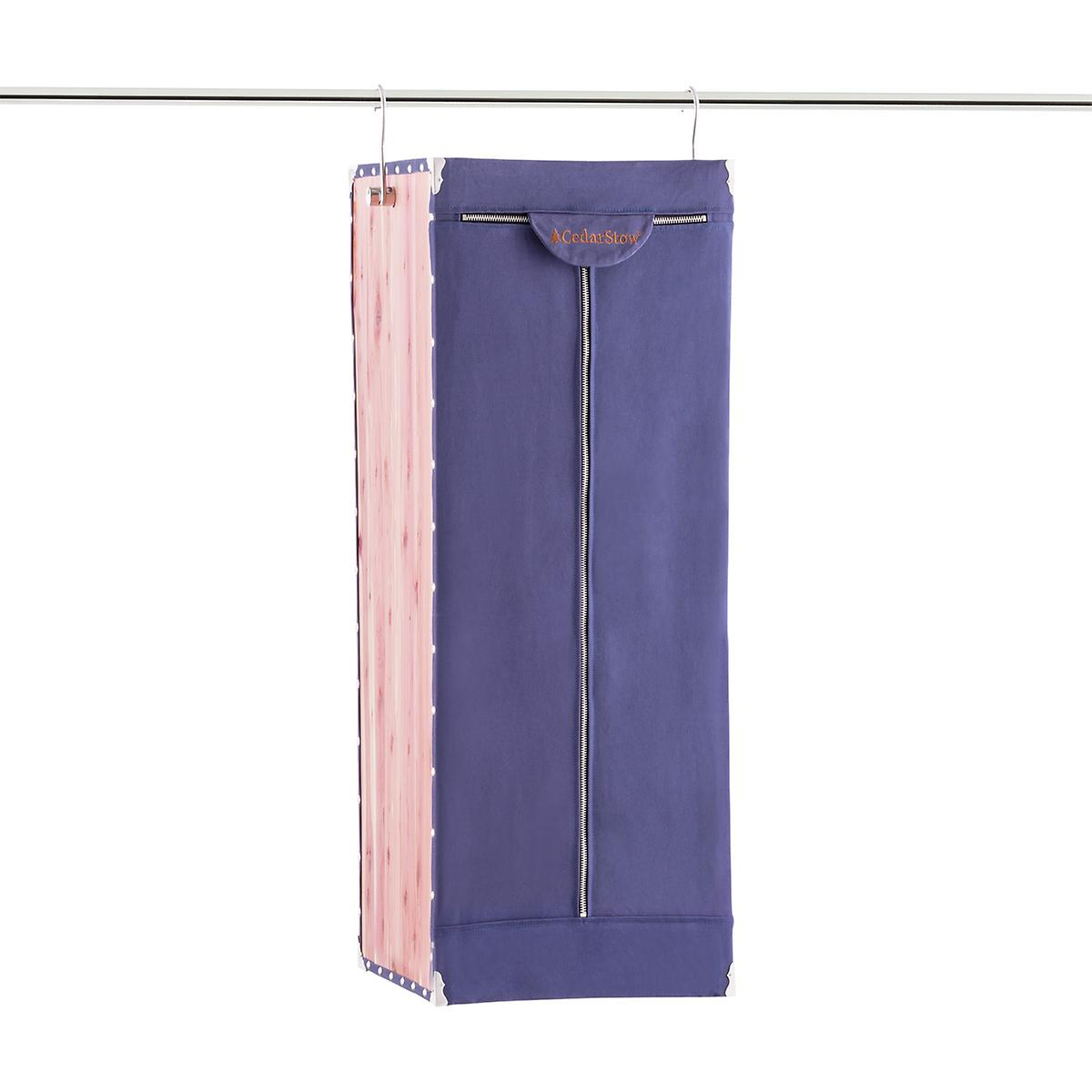 Cedar Stow Hanging Garment Bags The Container Store