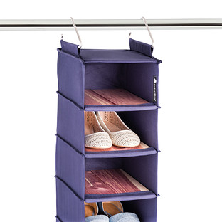Cedar Shoe Rack Container Store