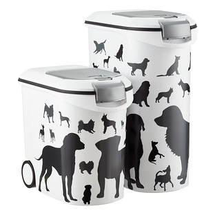 Curver Dry Dog Food Containers