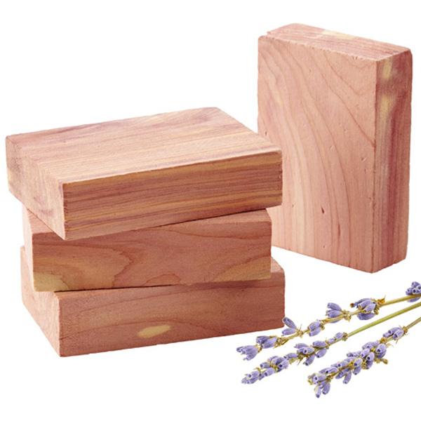 Cedar & Lavender Blocks