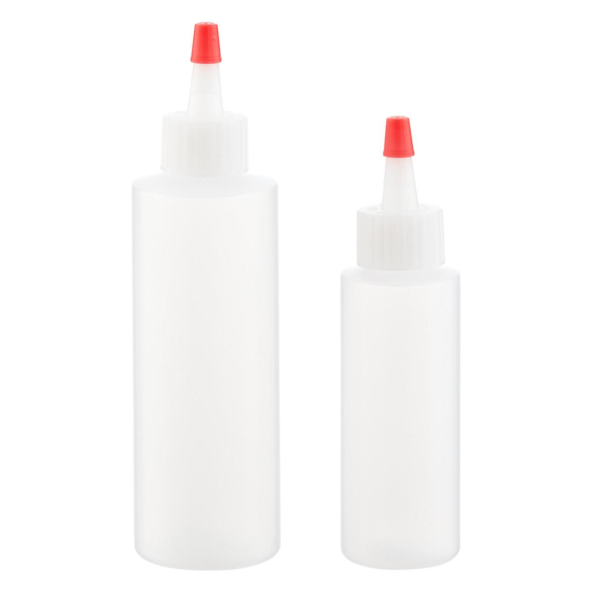 2 oz. & 4 oz. Condiment Bottles
