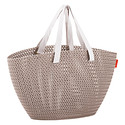 Sand Knit Market Tote