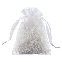 White Organza Gift Sacks