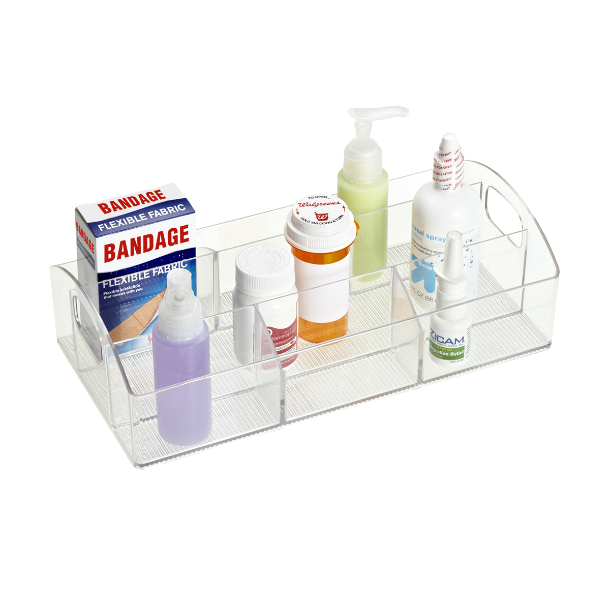 iDesign Linus Catch-All Cabinet Organizer