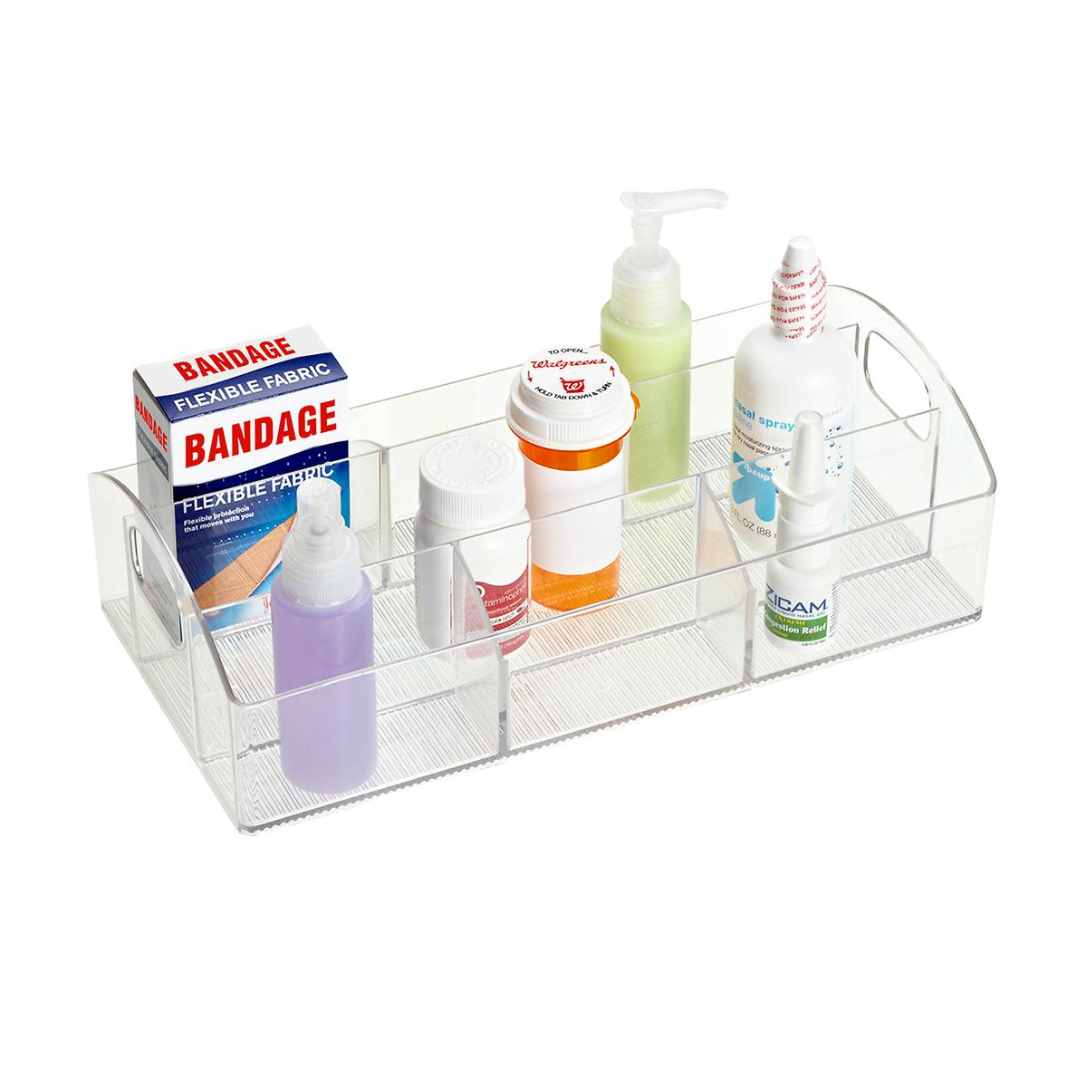 Bathroom Cabinet Organizers