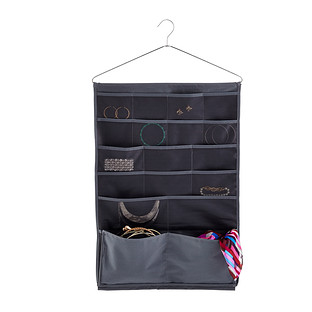 Umbra Charcoal Grey Bestow Jewelry Organizer
