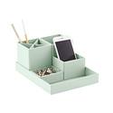Bigso Mint Stockholm Desktop Organizer