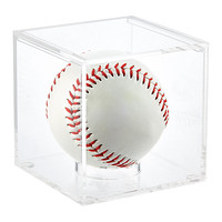 Acrylic Baseball Display Cube