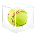 Acrylic Softball Display Cube