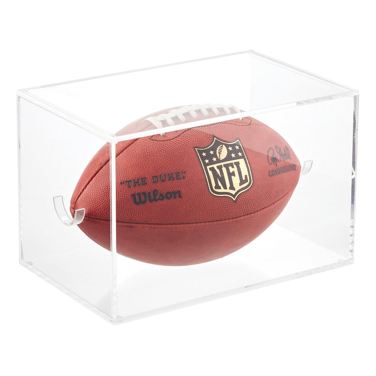 Acrylic Football Display Cube