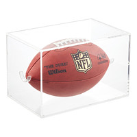 Acrylic Football Display Cube