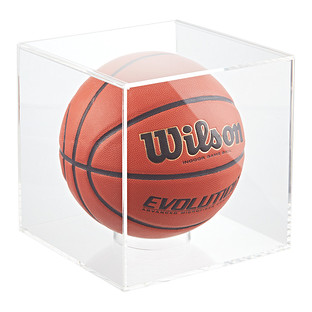 Acrylic Basketball Premium Display Cube