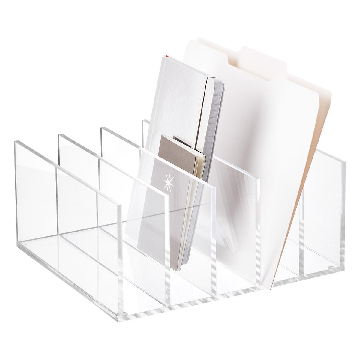 Letter Trays Letter Holders  Paper Trays  The Container Store