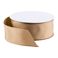Gold Revogue Wired Ribbon