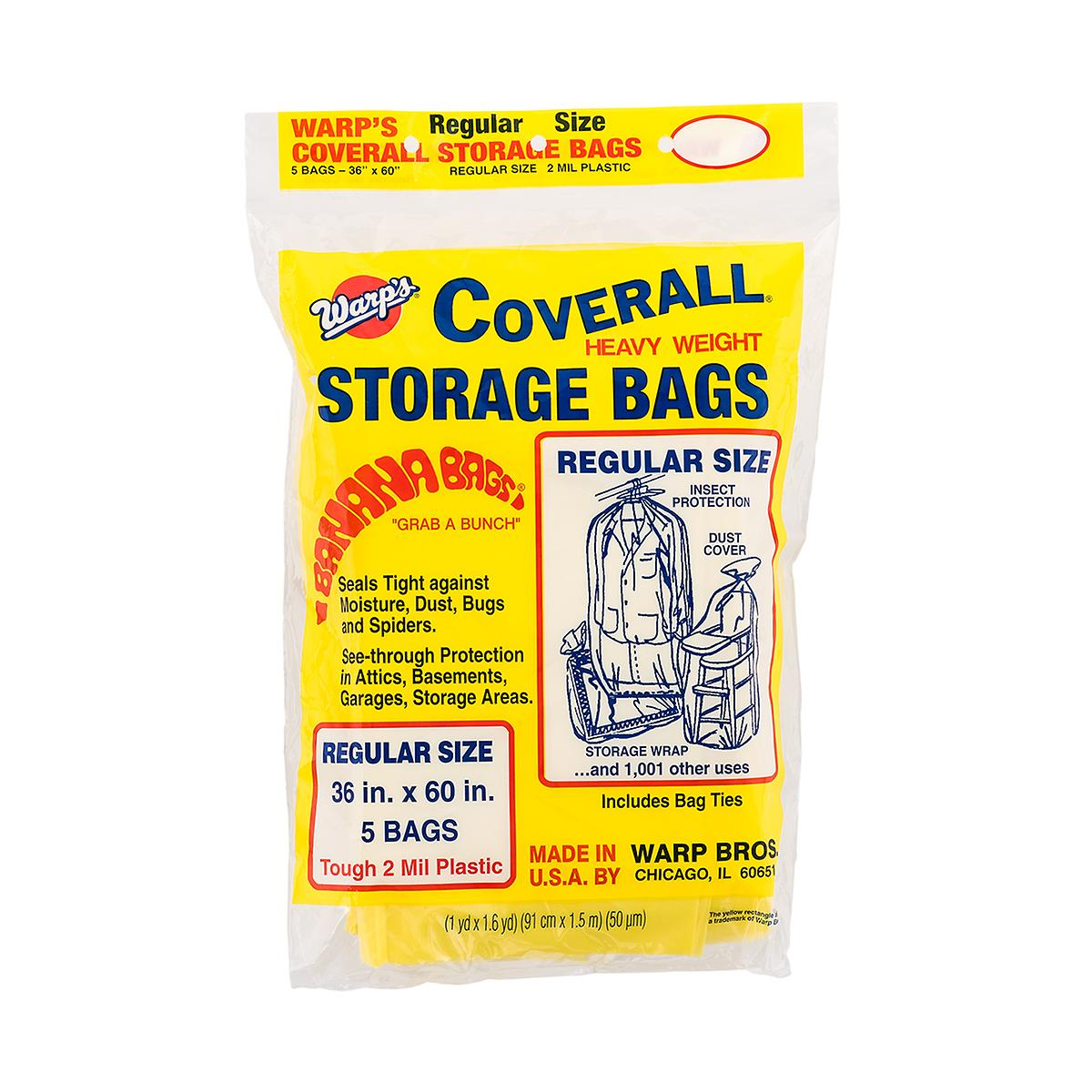 Banana Heavy-Weight Storage Bags
