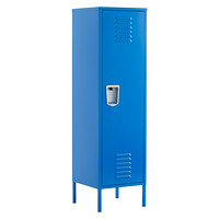 Tall Dark Blue Locker