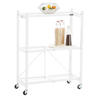 Origami 3-Shelf Folding Rack Product Image