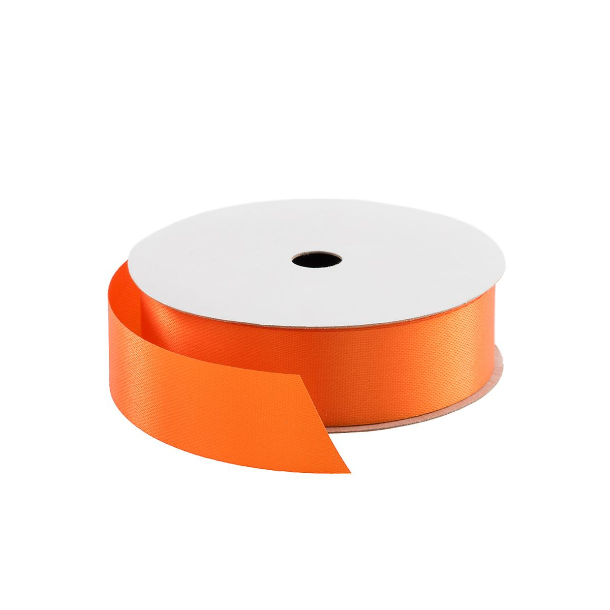 Orange Satin Ribbon