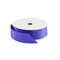 New Violet Satin Ribbon